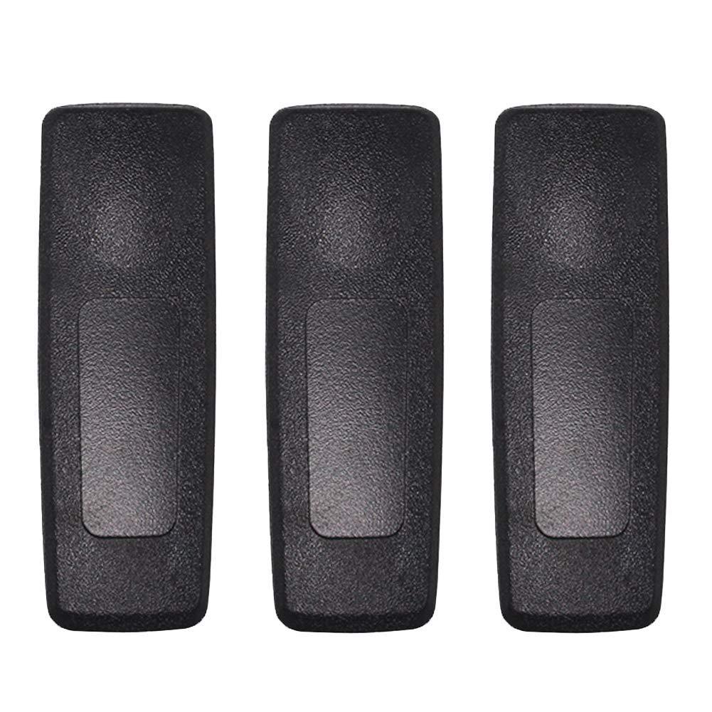 3PCs PMLN4652 Belt Clip For DP3400 DP3600 DGP4150 DGP6150 XiR P8200 XPR6100 XPR6300 XPR6350 XPR6380 XPR6550 XPR6580 XPR8300
