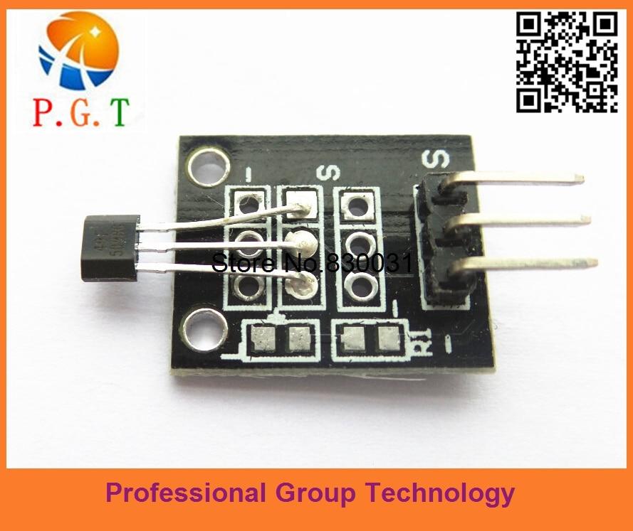 1pcs  KY-035 Analog Hall Magnetic Sensor Module for Arduino AVR PIC 3pin