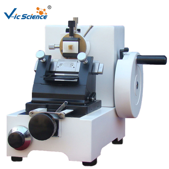 VCM-2508 histology rotary microtome 1~40μm Section thickness range and Class II Instrument classification Microtome цена 2017