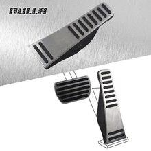 NULLA LHD нержавеющая сталь для Volvo XC90 XC 90 акселератор Тормоза топлива педаль газа расширение внутренние педали автомобильные колодки педали