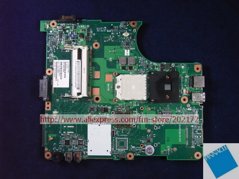 V000138300 Motherboard for Toshiba  Satellite  L305D L300D  6050A2175001 tested good toshiba satellite p25 s507 матрица