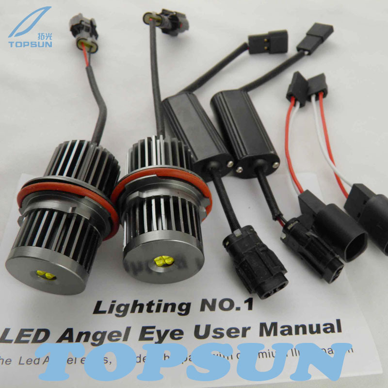 ФОТО Led Marker-102 (E39 32W CREE LED) outline marker bulb with new design