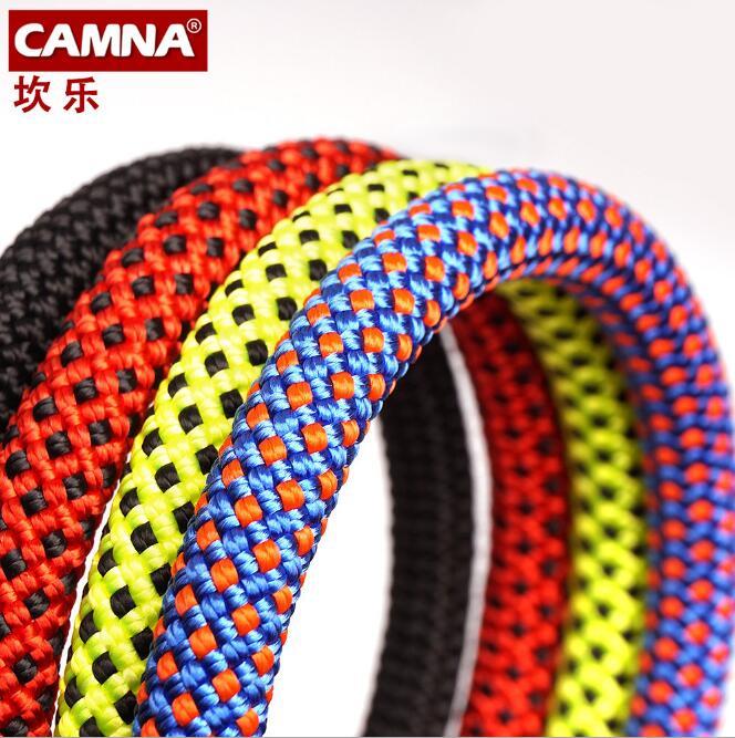 100 m/pièce 10.5mm 2700 kg corde de sécurité dynamique, corde d'escalade descente, corde accessoire auxiliaire livraison gratuite