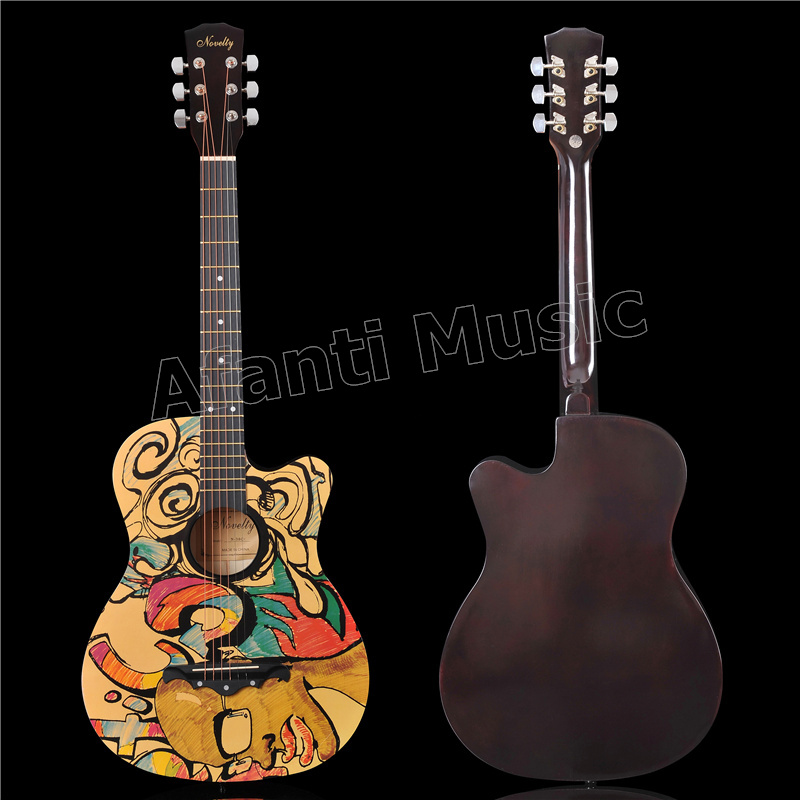 38 inch Acoustic guitar AFANTI Acoustic guitar (AFA-986)38 inch Acoustic guitar AFANTI Acoustic guitar (AFA-986)