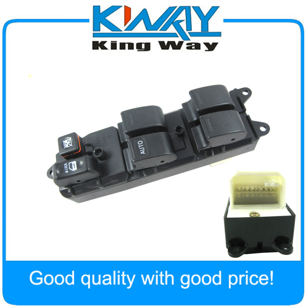 New power window master switch for toyota camry 2002 2006 for 2002 toyota camry power window switch