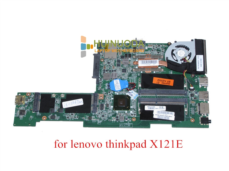 все цены на  NOKOTION DA0FL8MB8C0 REV C FRU 04w3372 FOR lenovo thinkpad X121E laptop motherboard i3-2367M cpu Onboard HM65 DDR3  онлайн