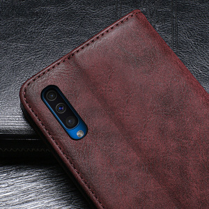 Image 4 - Magnet Flip Wallet Book Phone Case Leather Cover On For Samsung Galaxy A51 A50 A50S A 51 50 50S S 3/4/6 32/64/128 GB Global