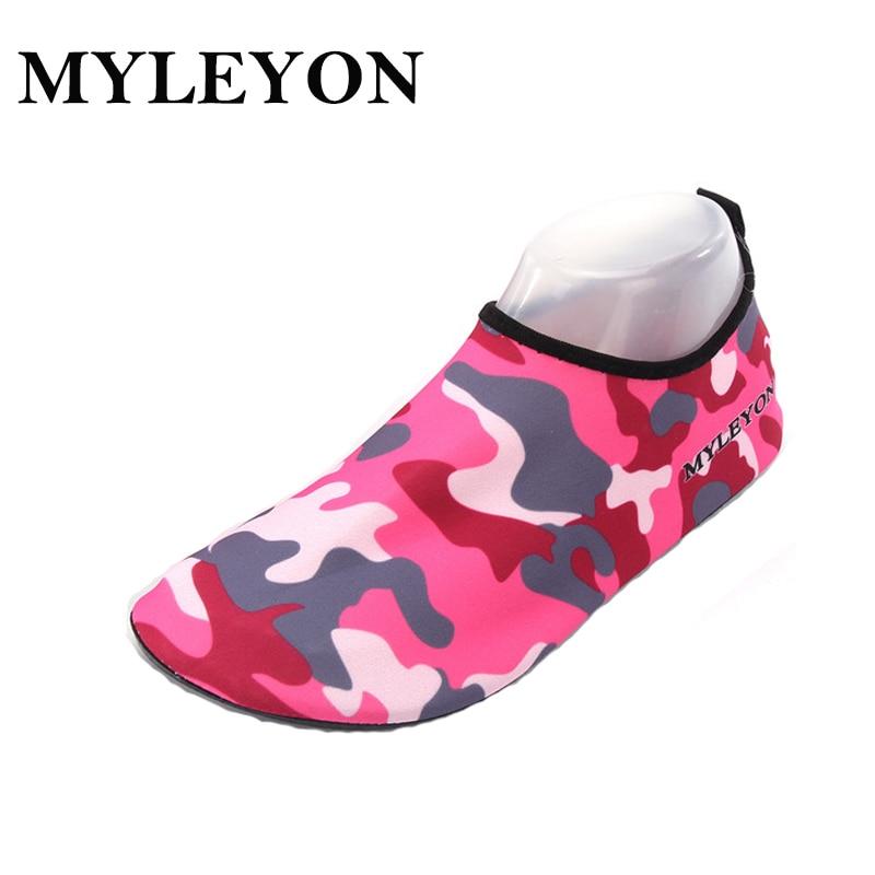 2018 panas 4 warna Summer Outdoor Shoes Perempuan Lelaki Kasut Trekking Senderismo Hulu Berjalan Air Cepat Kasut Kasut pengeringan