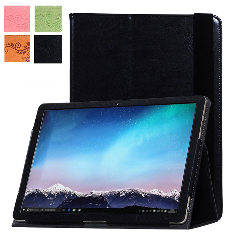 Fashion Ultra Thin Flip Leather Stand Case Cover For Lenovo Miix 4 / Miix 700 Windows Tablet 12 inch magnetic Protective cases