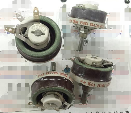 ALTER RCV-25 25W 22R 22 European imports of wirewound potentiometer