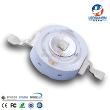 3 Watt blau 440-450nm high power led-diode für led wachsen lichter(China)