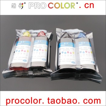 655 ink cartridge Pigment dye ink Refill Kit for HP 655XL HP655 DeskJet 4615 4625 3525 5525 6520 6525 6625 CISS inkjet printers image