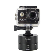 Rotating Time Lapse Camera Lens