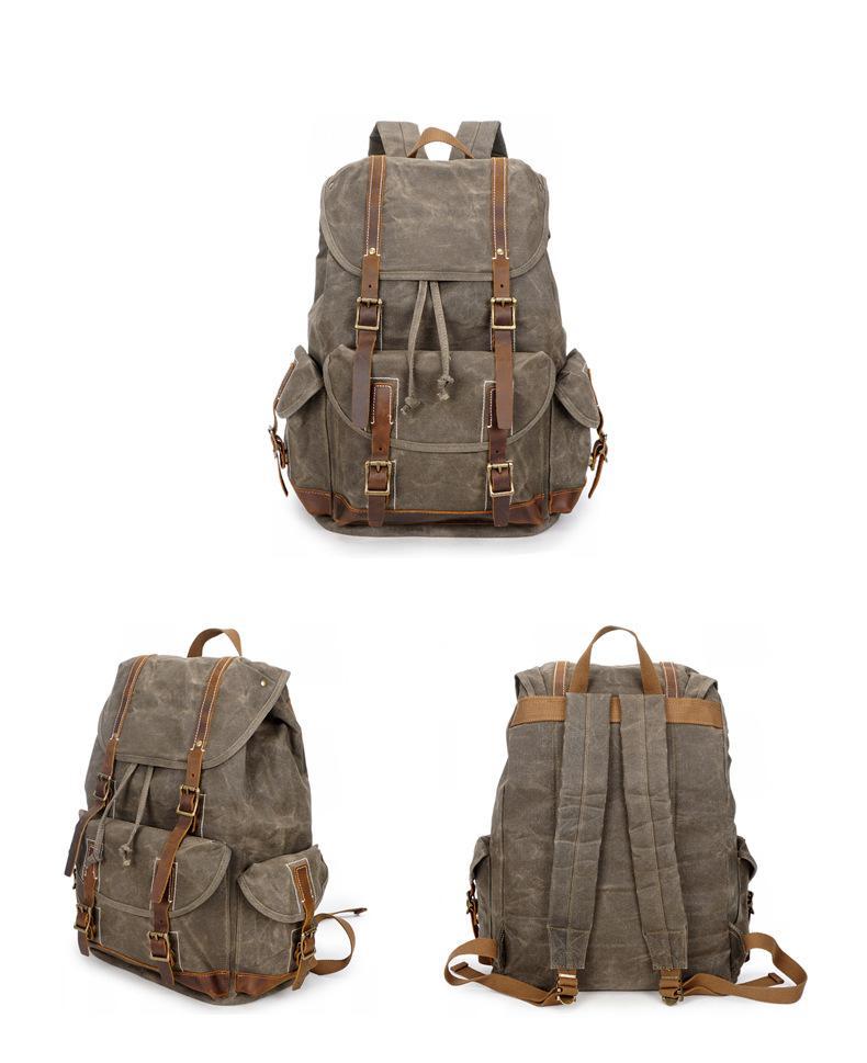 saco do vintage cinto almofada de ar
