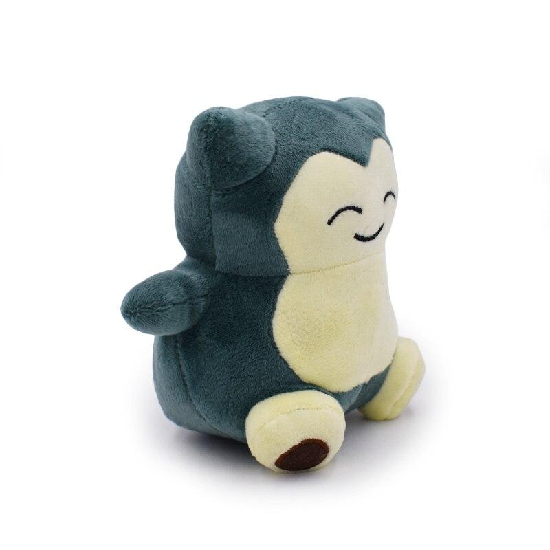 Pokemon Snorlax 15cm Kids Soft Stuffed Toy