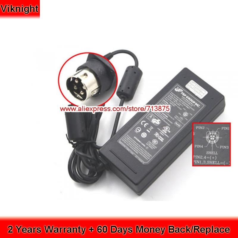 Genuine 54V 1 66A FSP090 DMBC1 FSP 9NA0903501 9NA0903503 AC Adapter for ZyXEL GS1900 8HP 8