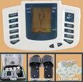 Emagrecimento Massageador DEZENAS Massager/Equipamento de Terapia de Baixa Frequência/Electronic pulse massager/estimulador/máquina de fisioterapia