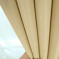 窓カーテンリビングルームのベッドルーム遮光カーテンドレープ Rideaux Chambre Curtinas Cortinas デサラ