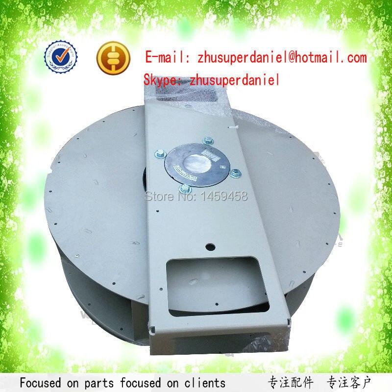 WJIER 1622010302 for GA22-30 Air Compressor Fan Motor Assembly Air Compressor Spare Parts hyvst spare parts motor assembly for spx150 350 1501005