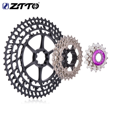 ZTTO pursuit race level mountain bike sprocket bicycle accessories 10 speed 50T tower wheel aluminum alloy ultralight flywheel in Bicycle Freewheel from Sports Entertainment