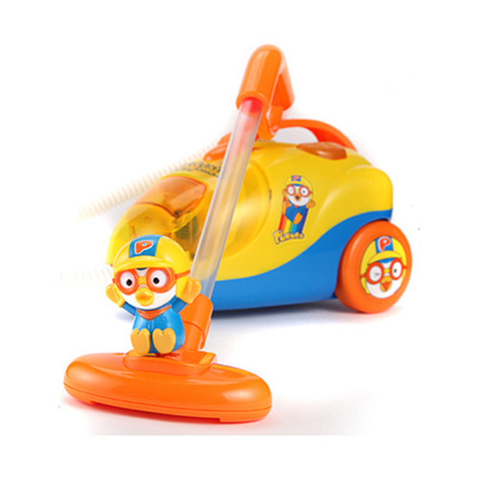 Korea Pororo Toys House Vacuum Cleaner For Kids Child Furniture Children Play Toy In Movies TV From Hobbies On