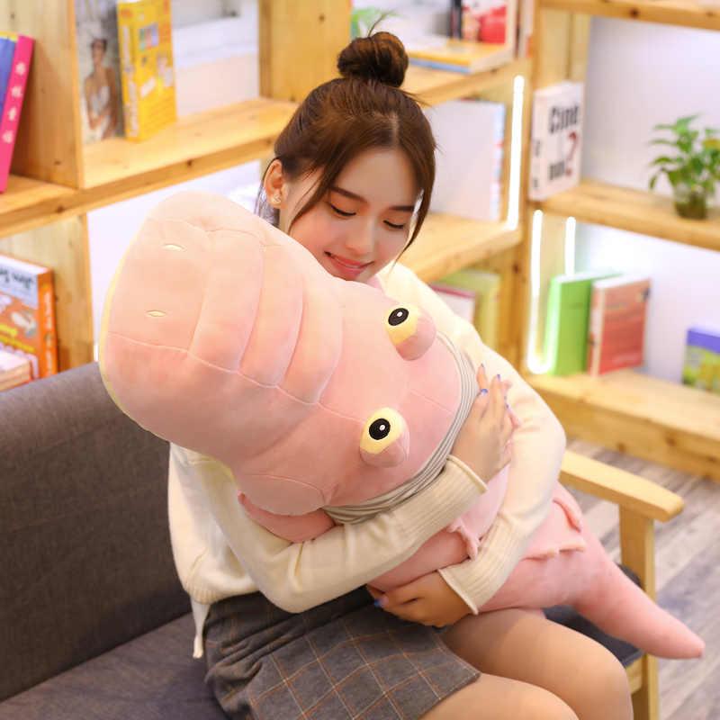 Симпатичный шарф игрушечный плюшевый крокодил мягкая плюшевая подушка кукла животное ребенок Спящая Подушка мультфильм животное подушка детская игрушка, подарок