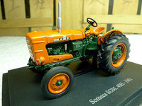 Rare Model Someca SOM 40H Tractor Farm Truck Model Alloy Collection Model