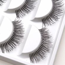 10 Pairs Handmade Mink False Eyelashes Natural Cross Thick Eye Lashes Volumizing and Thickening Your Perfect Big Eyes
