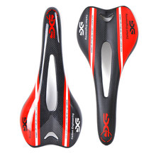 New Design Bicycle Saddle Carbon Fiber Road Bicycles Saddles Mountain Bikes Front Seat cycling cushion bike parts