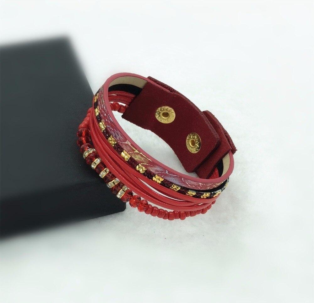 K H S P Brand Fashion Women bracelet Women crystal /beads Jewelry accessories bracelet