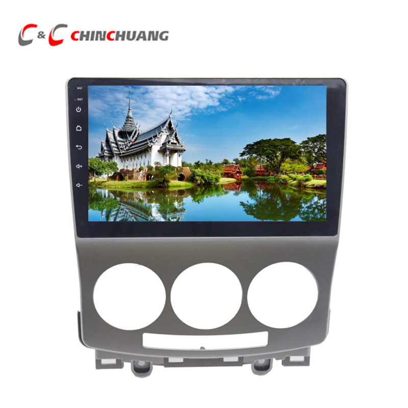 9 inch Big Screen Octa core T8 Android 8 1 Car DVD Player for Mazda 5