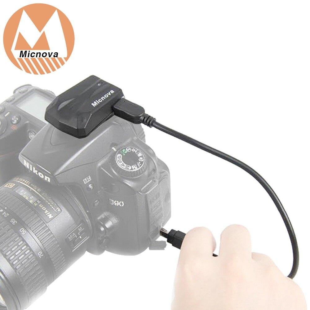 Micnova GPS-N-7 Camera GPS Cable for Nikon D3100 D3200 D5000 D5100 D7000 D90 D600 D7100 COOLPIX P7700