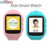 Детские безопасные детские часы для мальчика Смарт часы с определением локации с функцией экстренного вызова Сенсорный экран Android Smart часы