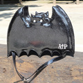 Japanese Harajuku bat wings large complex ancient Goths wind Shoulder Messenger Bag Lolita bag