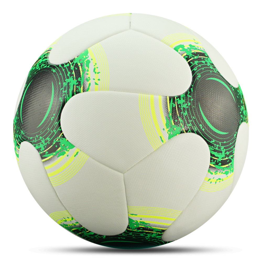 Professional Football Ball Official Size 4 Size 5 Premier PU Balls Outdoor Match Training Soccer Ball Goal League Futbol Voetbal