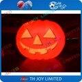 13ftH Хэллоуин украшения, жуткий надувные тыквы с СВЕТОДИОДНЫЕ фонари