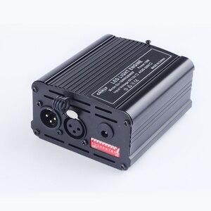 Image 4 - DMX 16 واط RGBW LED الألياف البصرية محرك RF التحكم عن بعد لجميع أنواع الألياف البصرية كابل سقف الإضاءة سائق
