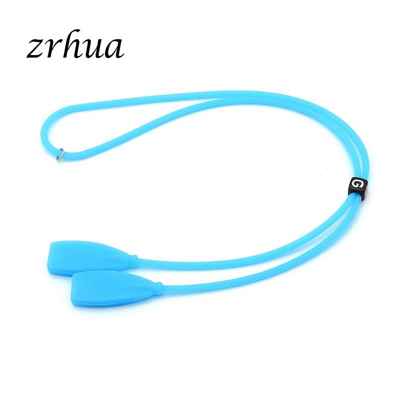 ZRHUA Glasses Holding Wearing Chian Adjustable Sunglasses Neck Cord Strap Eyeglass Glasses String Lanyard Sunglasses Accessories
