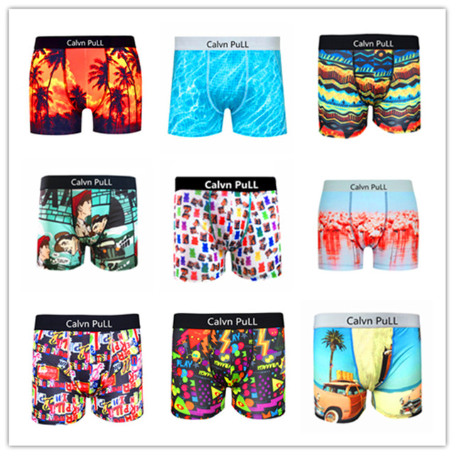 Aliexpress.com : Buy 2017 Brand Calvn Pull Sexy Men Underwear ...