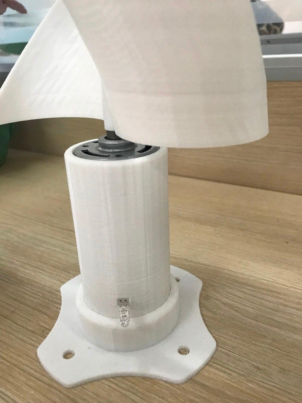 10w dc micro motor 30cm luzes led 02