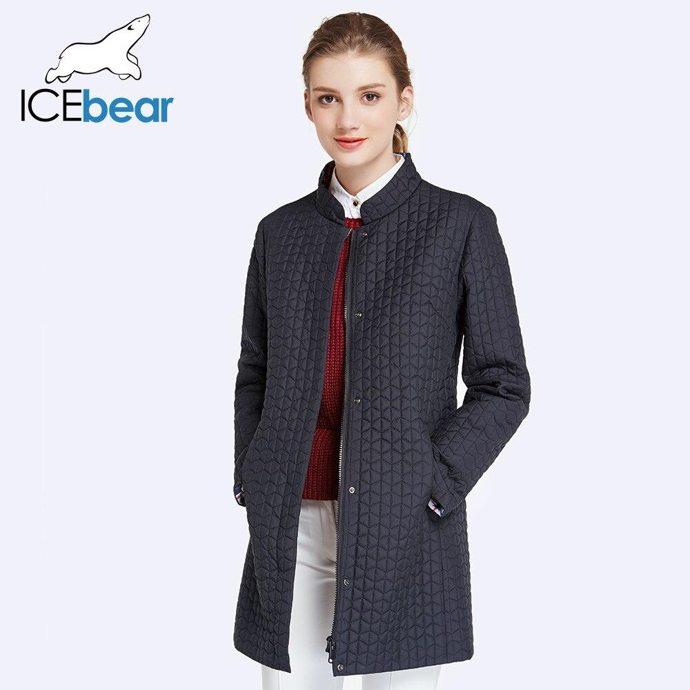 Женские джинсовки, Жилетки ICEbear 2017 17G270D