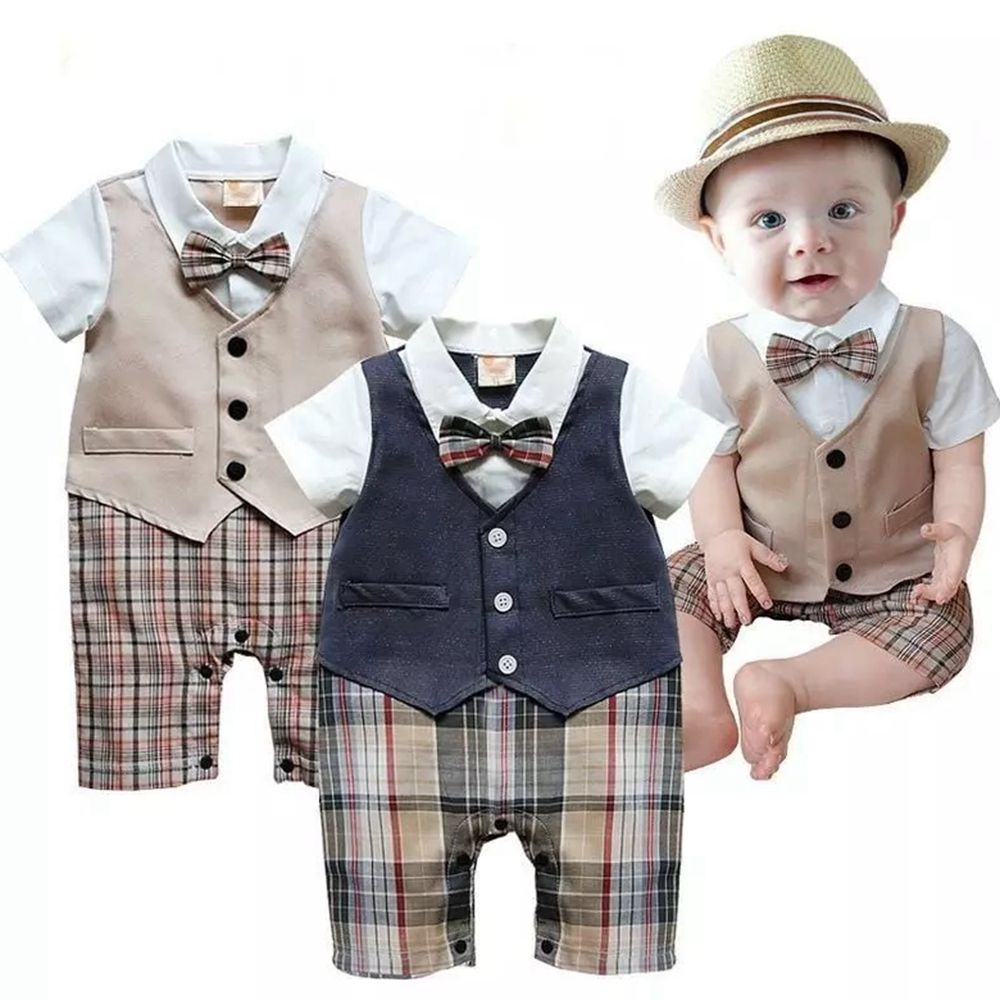 2015 new newborn baby rompers clothing baby boys clothes ...