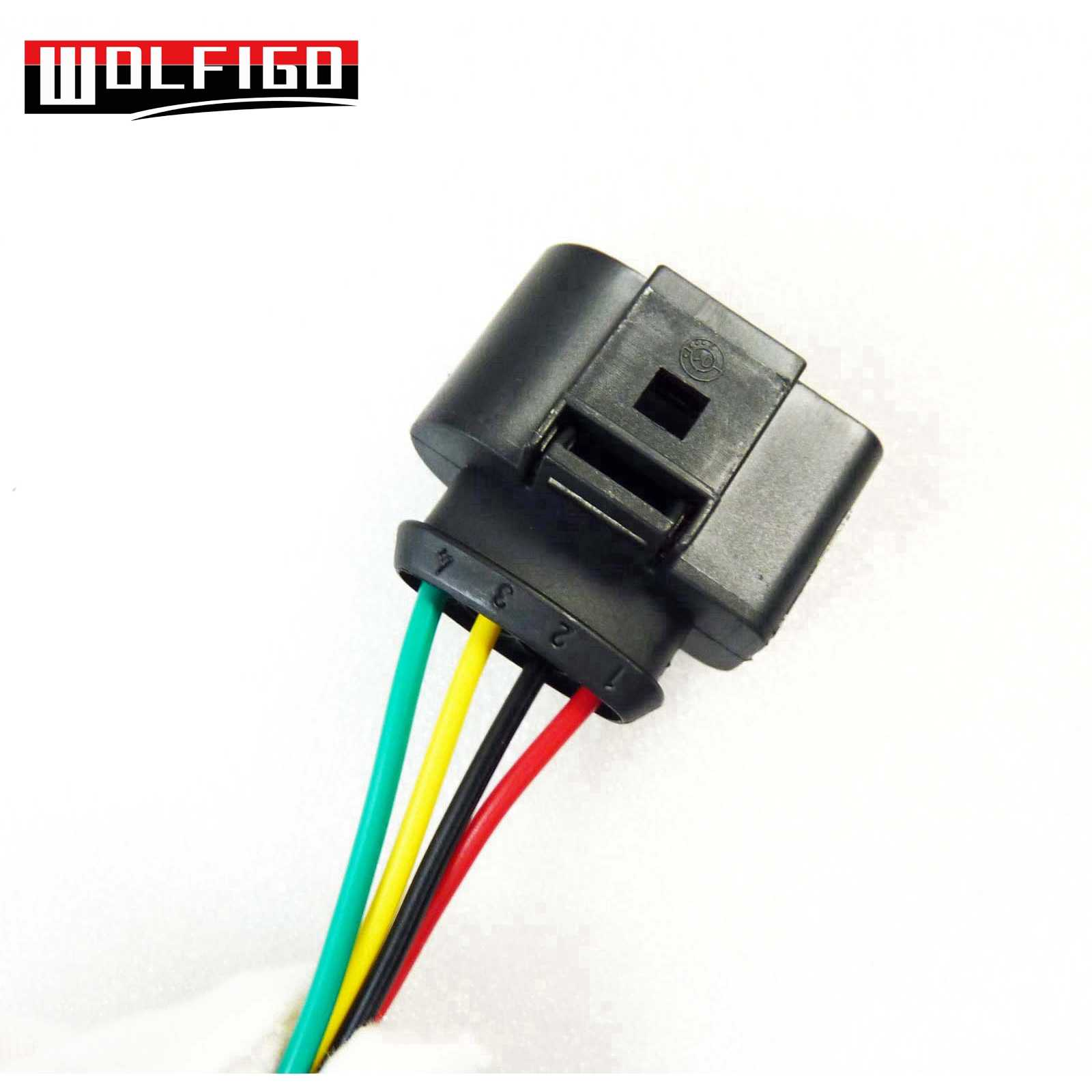 detail feedback questions about wolfigo new ignition coil connector