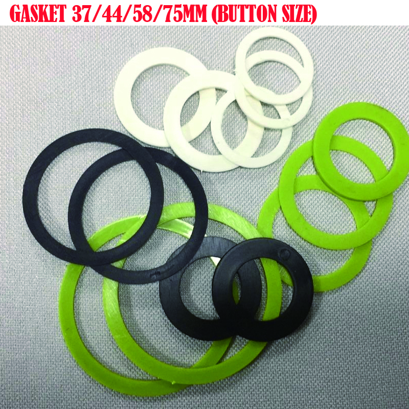 gasket for making 37mm,<font><b>44mm</b></font>,58mm ,75mm metal <font><b>pin</b></font> <font><b>button</b></font> or other <font><b>buttons</b></font> image
