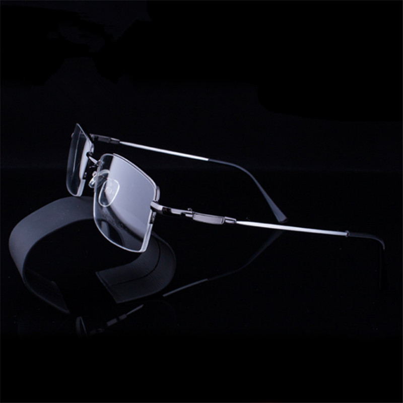 53-17-143 Prescription Glasses Memory Glasses Men Prescription Eyeglasses Optical Frame Myopia Farsighted Progressive Multifocal