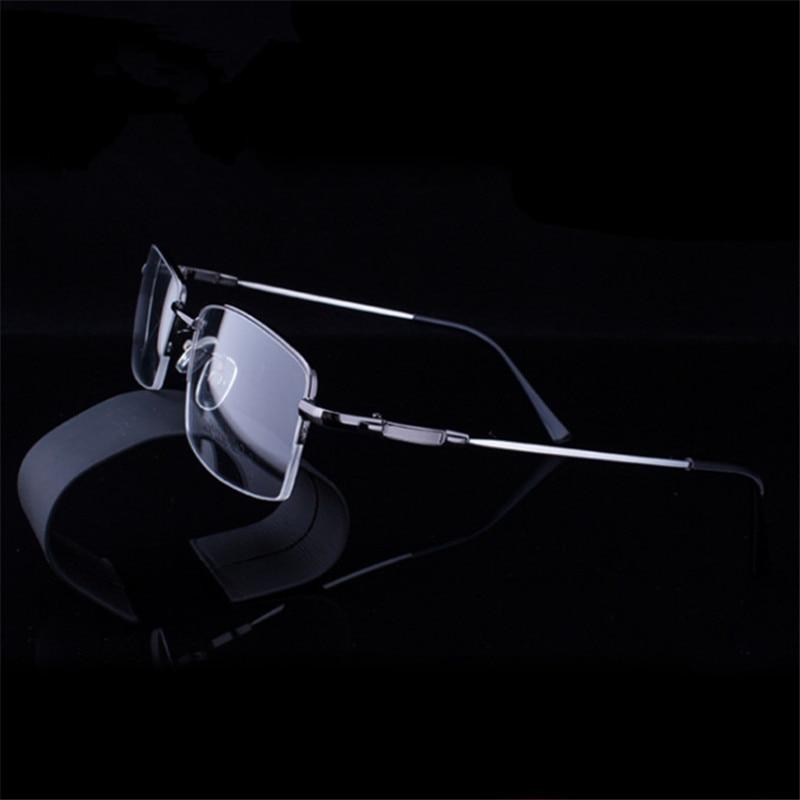 53-17-143 Prescription Glasses Memory Glasses Men Prescription Eyeglasses Optical Frame Myopia Farsighted Progressive Multifocal