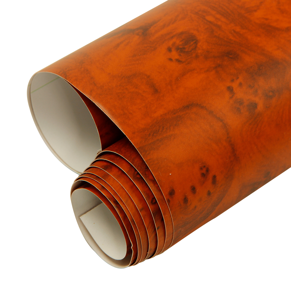 1.24x3m/48.8x10ft Birds Eye Wood Grain Textured Vinyl Wrap Sticker Decal Sheet Film Car Home Decoration Vinyl yjzt 20cm 6 7cm boston terrier ecg vinyl decoration car decal sticker black silver c2 3265