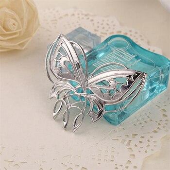 Женская и мужская брошка в виде бабочки Elves Arwen Evenstar, Серебряное украшение