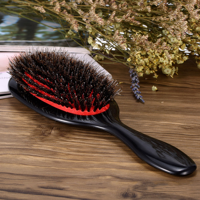 Abody Hair Brush Professional Hairdressing Supplies hairbrush Comb tangle Brushes for hair combs Boar Bristle Brush hair Tools