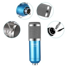 Professional Condenser Microphone Kit